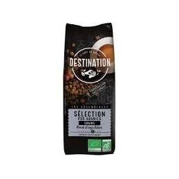 Café en grano selección 100% arábica BIO Destination 1KG