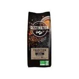 Café en grano arábica robusta BIO Destination 1KG