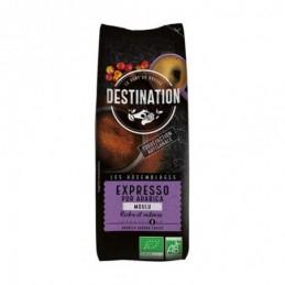 Café molido espresso 100% ARABICA BIO Destination 250 GR