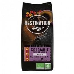 Café molido Colombia 100% ARABICA BIO Destination 250 GR