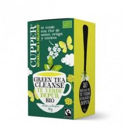 Té verde BIO Cupper 20 bolsas