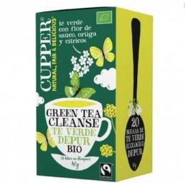 Té verde depur BIO Cupper 20 bolsas