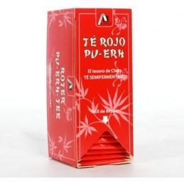Te rojo Pu-erh 20+5 filtros