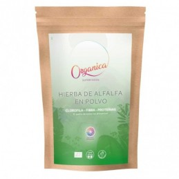 Hierba de alfalfa en polvo Organica 200g