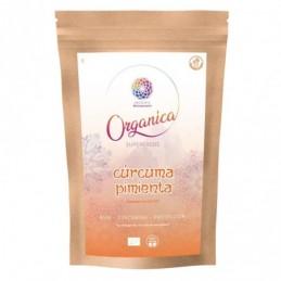 Curcuma y pimienta Organica 100g