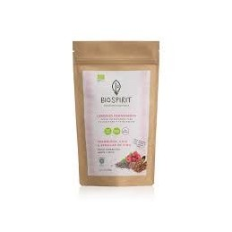 Cereales germinados con almendra chia y vainilla BioSpirit 250g