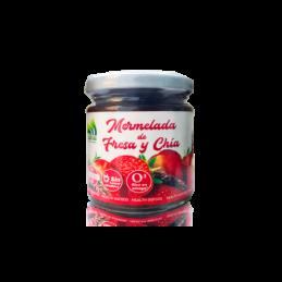 Mermelada de fresa Go Food 250g