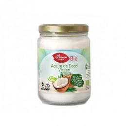Aceite de coco virgen, El Granero 500ml