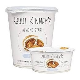 Yogur Almendra natural Abbot Kinney's 125ml