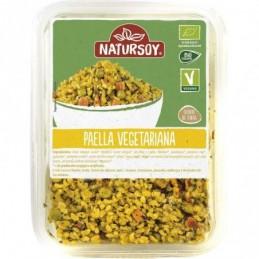Paella vegana NaturSoy 300g