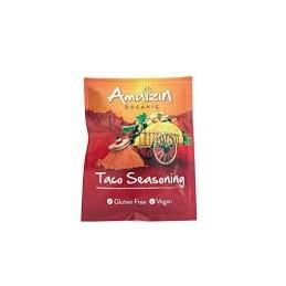 Mezcla de condimentos para tacos Amaizin 30g