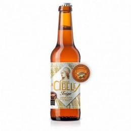 Cerveza de trigo La Cibeles 330mL