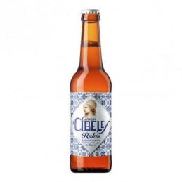 Cerveza lager La Cibeles 330mL