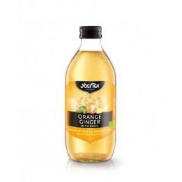Naranja y jengibre Yogi Tea 330ml
