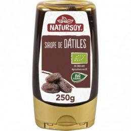 Sirope de datiles NaturSoy 250g