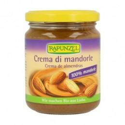 Crema de almendra tostada Rapunzel 250g