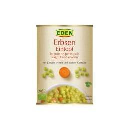 Estofado de guisantes Eden 560G