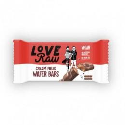 Wafer Bars Love Raw 43g