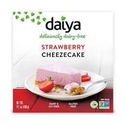 Vegan Cheesecake de Fresa Daiya 400gr