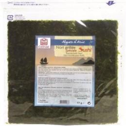 Alga Nori Sushi Celnat 17g ( 7 hojas )