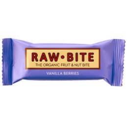 Barrita vainilla Rawbite 50g