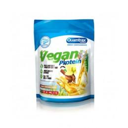 Vegan Protein Vainilla Cinnamon Quamtrax 500g