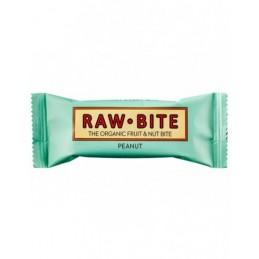 Barrita cacahuete Rawbite 50g