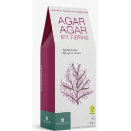 Alga Agar Agar en fibras Portomuiños 20g