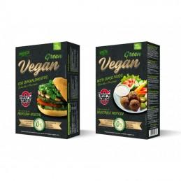 Mezcla para Hamburguesa Vegana /Chlorella/ Natural Zero 195gr