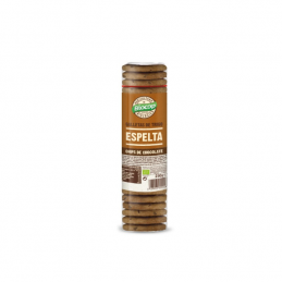 Galletas de Trigo Espelta y Chocolate Biocop 250gr