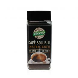 Café Soluble Instantáneo Biocop 100gr