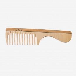 Peine de madera para cabello grueso Kost Kamm
