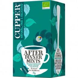 Infusión After dinner Mint BIO Cupper 20 bolsas