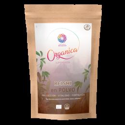 Hongo Reishi Orgánica Superfoods 100gr