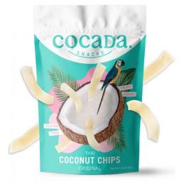 Cocada snacks de coco sabor original 40gr