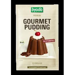 Preparado para Pudding Choco Byodo 46g