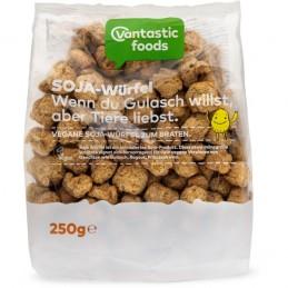 Cubos de soja Vantastic Foods 250g