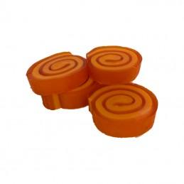 Jabón solido Roll naranja y canela DeUnaPieza