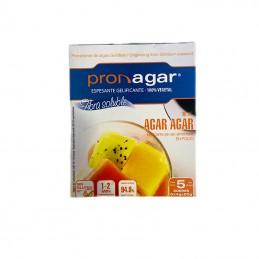 Agar agar en polvo sin gluten sobres Pronagar 4 G X 5 UDS