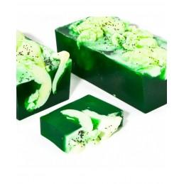 Jabón solido aroma Lemongrass DeUnaPieza