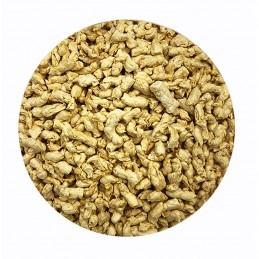 Proteina texturizada de guisante picada a granel (Paquetes)