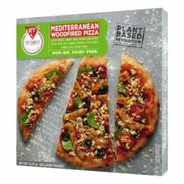 Pizza de tiras mediterráneas Fry's 405gr