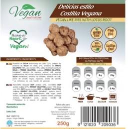 Costillas veganas Vegan Nutrition 250gr