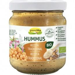Hummus Bio tradicional 175g Granovita