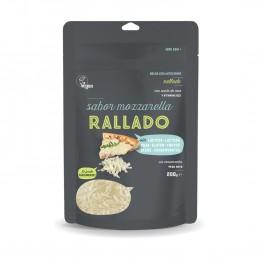 Queso rallado Sabor Mozzarella Violife 200gr