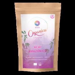 Acai Amazonico en polvo Ecológico Organica Superfoods 100g