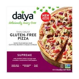 Pizza suprema sin gluten...