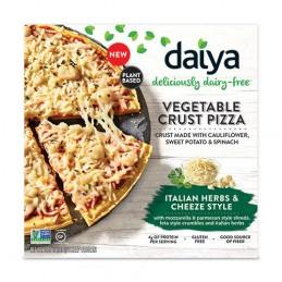 Pizza estilo italiano sin...