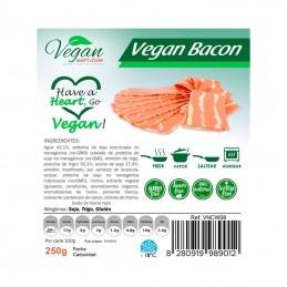 Vegan Bacon Vegan Nutrition 250gr
