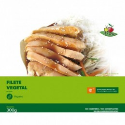 Filete Vegetal Vegesan 300gr